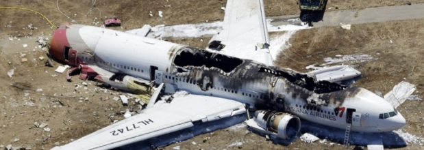 The Challenges of Forensic Air Crash Investigations
